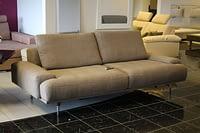 Designer Sofa mit Motorsitzauszug